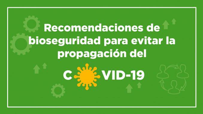 bioseguridad covid-19